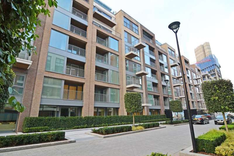 1 Bedroom Apartment Flat for sale in Dockside House, Fulham SW6