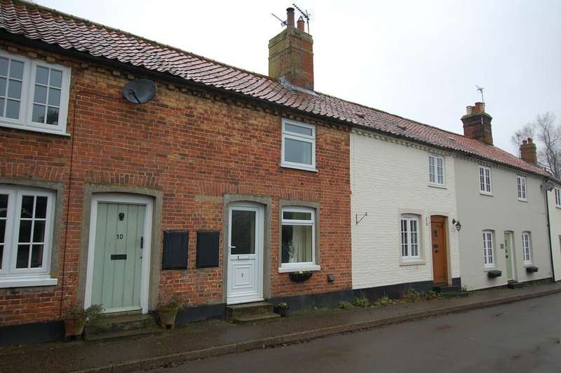 2 Bedrooms Terraced House for sale in Church Lane, Cawston