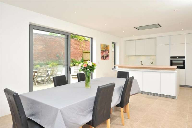5 Bedrooms Detached House for sale in Baring Crescent, Exeter, Devon