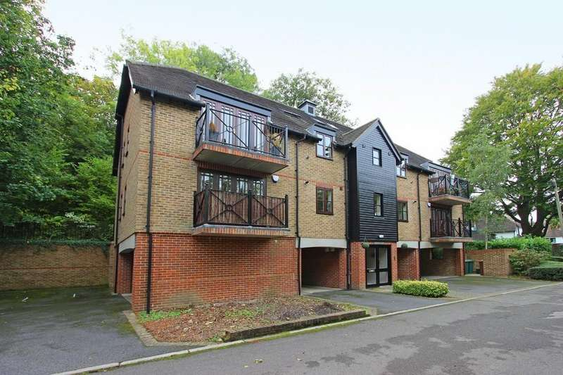 2 Bedrooms Apartment Flat for sale in Hazel Way, Chipstead