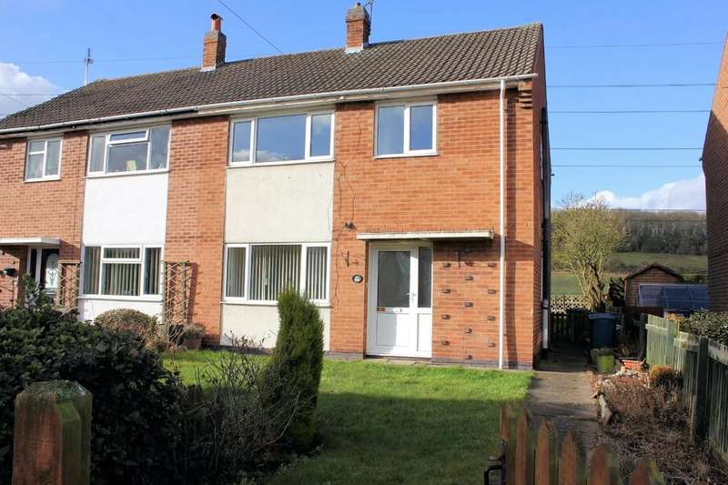 3 Bedrooms Semi Detached House for sale in Wodehouse Avenue, Gotham