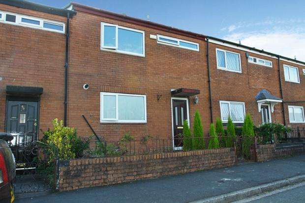 2 Bedrooms Terraced House for sale in Winstanley Road Bamfurlong Wigan