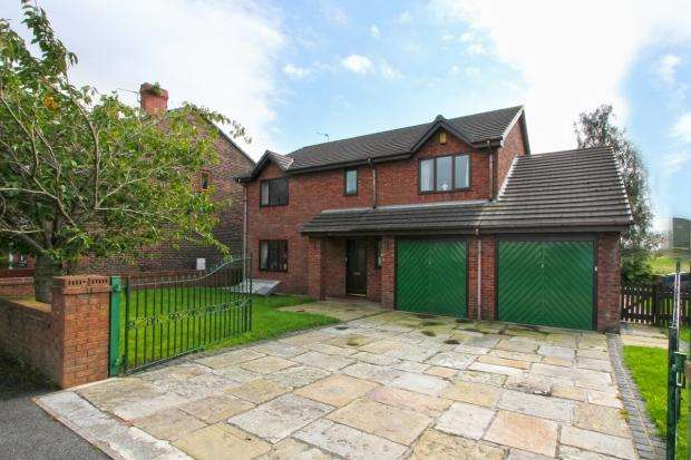 5 Bedrooms Detached House for sale in Billinge Road Ashton In Makerfield Wigan
