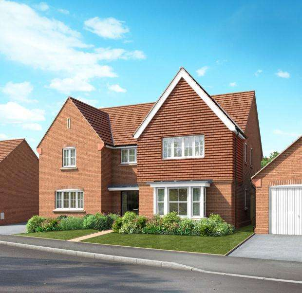 5 Bedrooms Detached House for sale in Meadow Gardens, Wedow Road, Thaxted