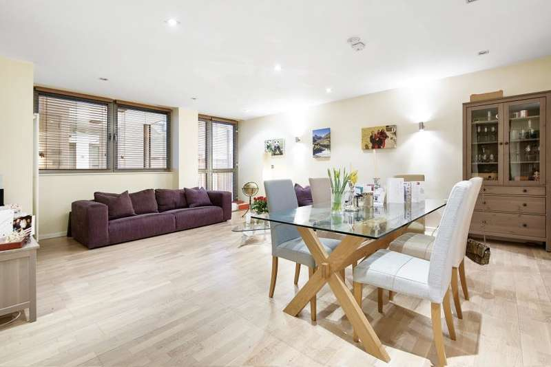 2 Bedrooms Flat for sale in Space Works, Plumbers Row, E1