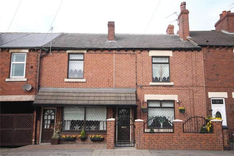 3 Bedrooms Terraced House for sale in Station Road, Wombwell, Barnsley, South Yorkshire, S73