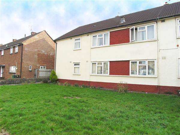 2 Bedrooms Apartment Flat for sale in Manod Road, Llandaff North