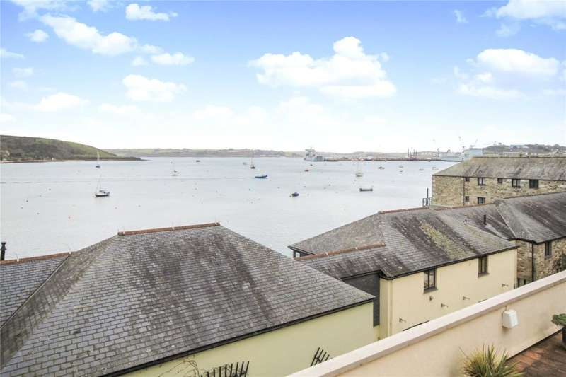 2 Bedrooms Flat for sale in Jackett's Steps, Packet Quays, Falmouth