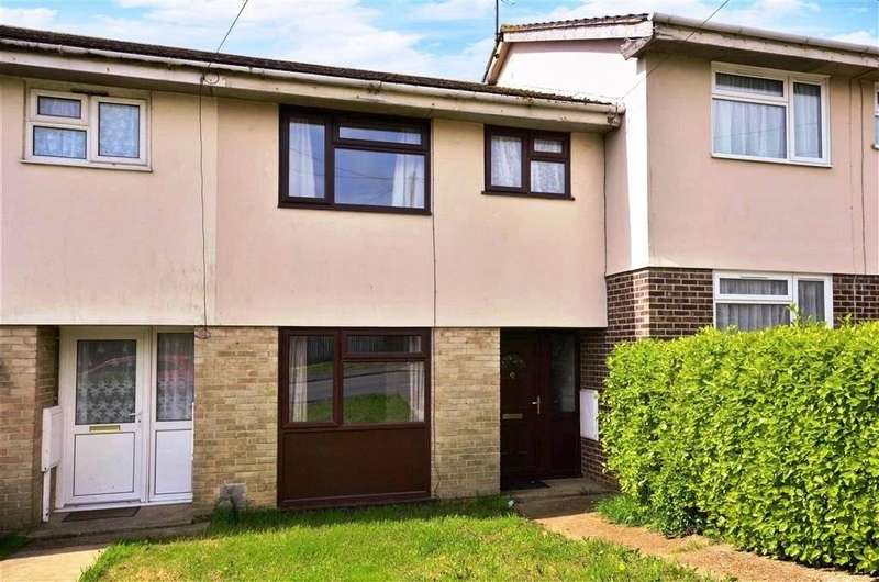 3 Bedrooms Terraced House for sale in The Rogers, Shanklin