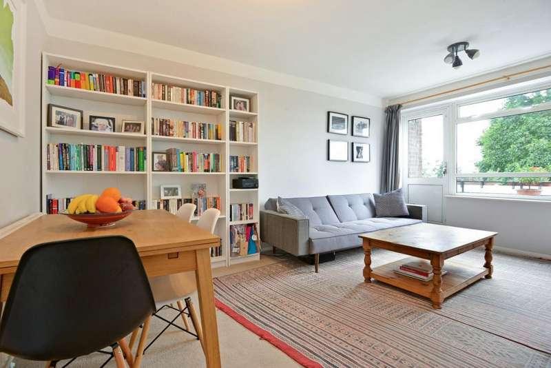 2 Bedrooms Flat for sale in Honor Oak Road, Forest Hill, London, SE23