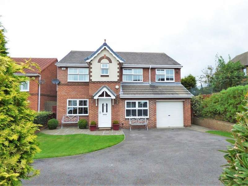 6 Bedrooms Detached House for sale in Devonport , Newbottle, Houghton Le Spring