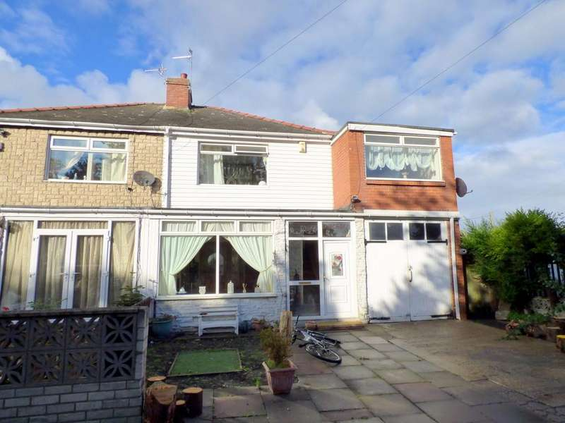 3 Bedrooms Semi Detached House for sale in Station Avenue, Hetton-Le-Hole, Houghton-Le-Spring