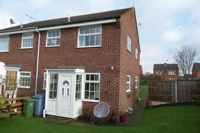 1 Bedroom Cluster House for sale in Ashworth Crescent, North Leverton