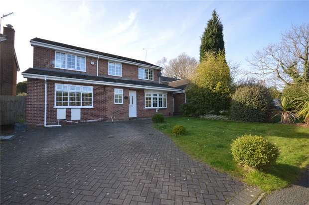 4 Bedrooms Detached House for sale in Kinglass Road, Spital, Bebington, Wirral