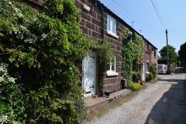 2 Bedrooms Cottage House for sale in Newtown, Little Neston, Neston, Cheshire