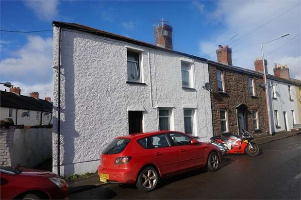 3 Bedrooms End Of Terrace House for sale in Merthyr Road, Abergavenny, Abergavenny, Mon, uk