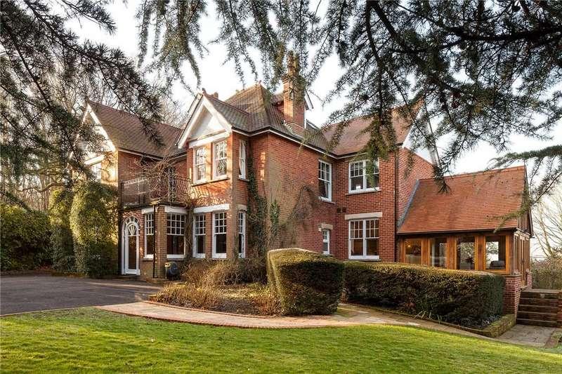 5 Bedrooms Detached House for sale in Little London Road, Horam, Heathfield, East Sussex, TN21