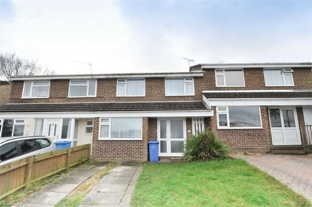 4 Bedrooms Terraced House for sale in Viscount Walk, BOURNEMOUTH, Dorset