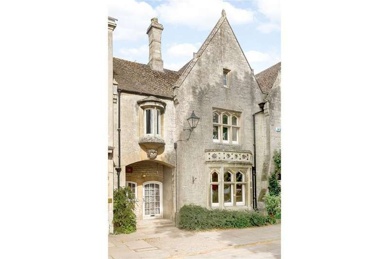 4 Bedrooms Semi Detached House for sale in Church Green, Witney, Oxfordshire