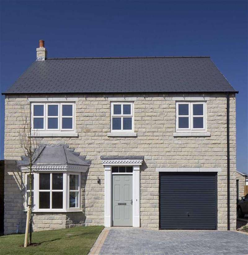 4 Bedrooms Detached House for sale in Maythorne Meadows, Leyburn