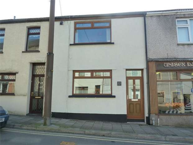 3 Bedrooms Terraced House for sale in Station Street, Maesteg, Maesteg, Mid Glamorgan