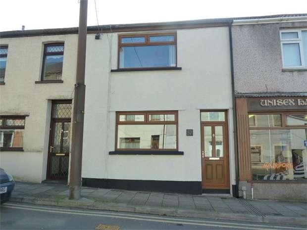 3 Bedrooms Terraced House for sale in Station Street, Maesteg, Maesteg, Mid Glamorgan