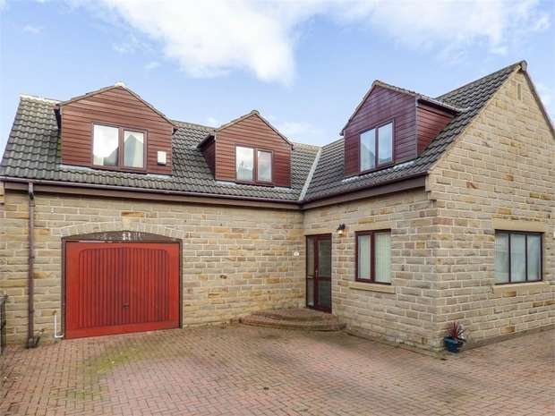 6 Bedrooms Detached House for sale in Oaklands, Bradford, West Yorkshire
