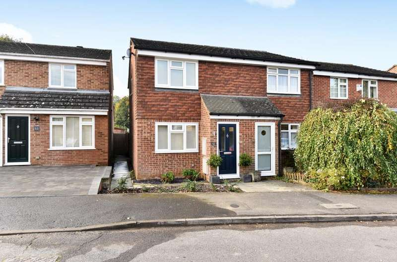 2 Bedrooms End Of Terrace House for sale in Barleycorn, Leybourne