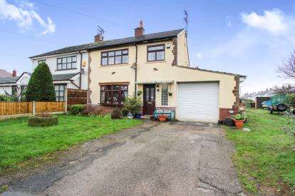 3 Bedrooms Semi Detached House for sale in Worsley Road, Lytham St. Annes, Lancashire, England, FY8