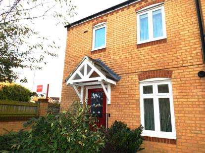 3 Bedrooms Semi Detached House for sale in Barberry, Coulby Newham, Middlesbrough, North Yorkshire