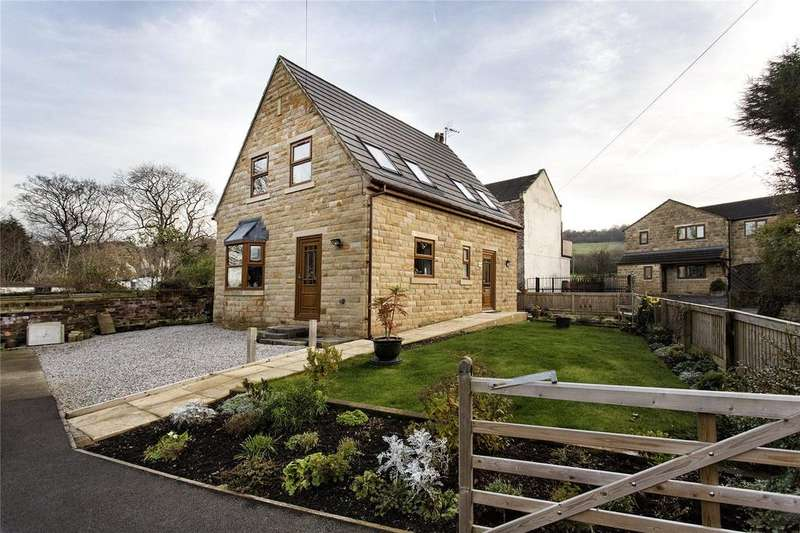 2 Bedrooms Detached House for sale in Lees Hall Road, Dewsbury, West Yorkshire, WF12