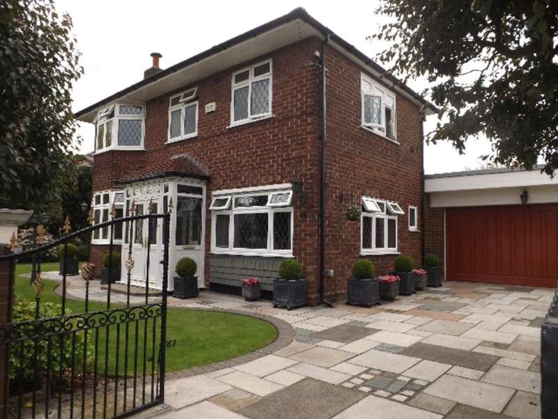 3 Bedrooms Detached House for sale in The Meadows, Rainhill, L36