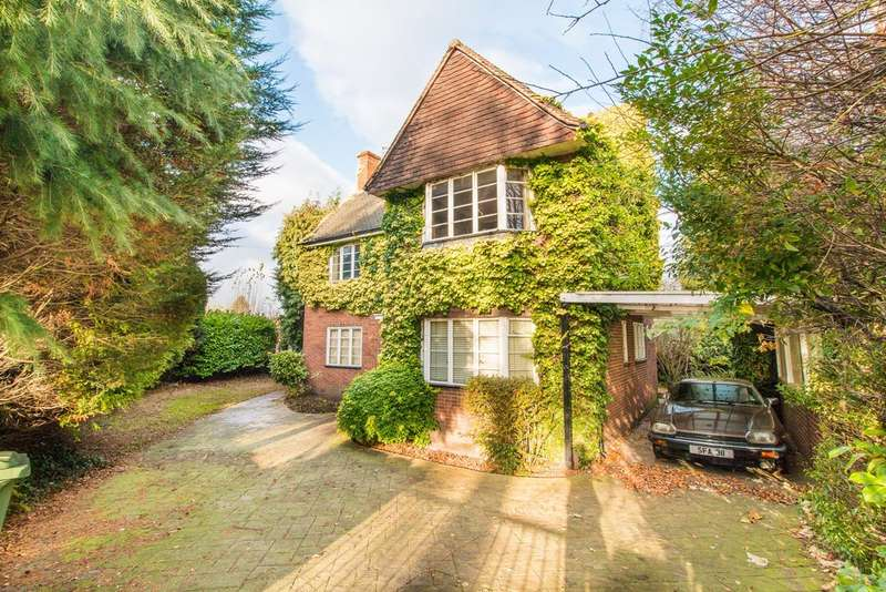 3 Bedrooms Detached House for sale in Highfield Lane, Newbold