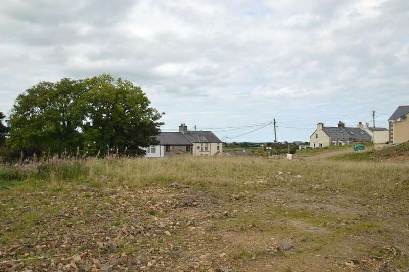 Land Commercial for sale in Carreglefn, Amlwch, North Wales