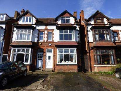 5 Bedrooms Semi Detached House for sale in Alcester Road South, Birmingham, West Midlands