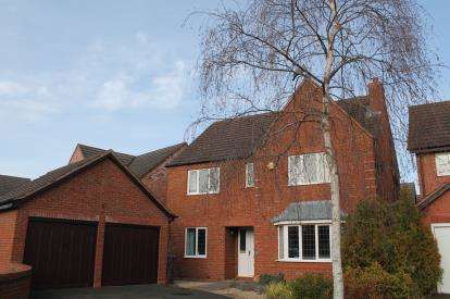 4 Bedrooms Detached House for sale in Daniell Road, Wellesbourne