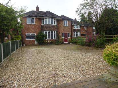 4 Bedrooms Detached House for sale in Somerset Road, Walsall, West Midlands