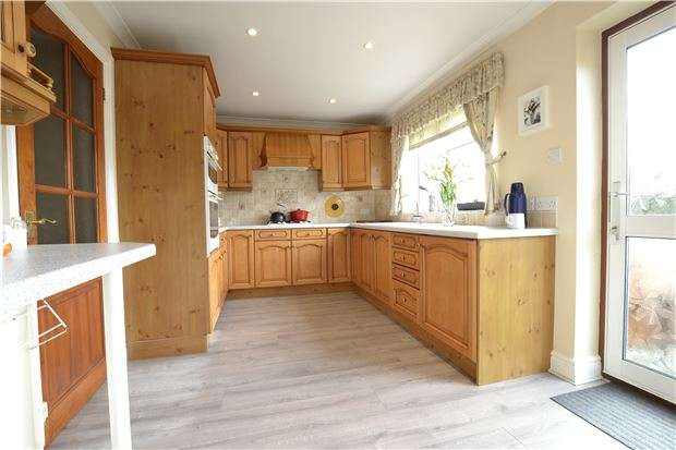 3 Bedrooms Semi Detached House for sale in Leighton Road, BATH, BA1 4NF