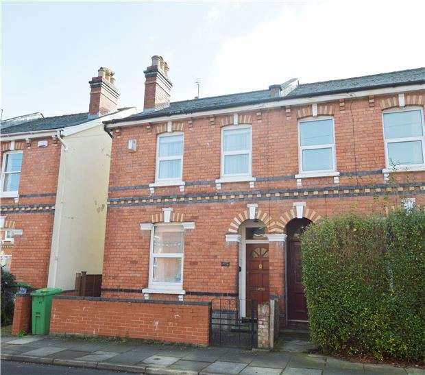 2 Bedrooms Semi Detached House for sale in Winstonian Road, CHELTENHAM, Gloucestershire, GL52 2JE