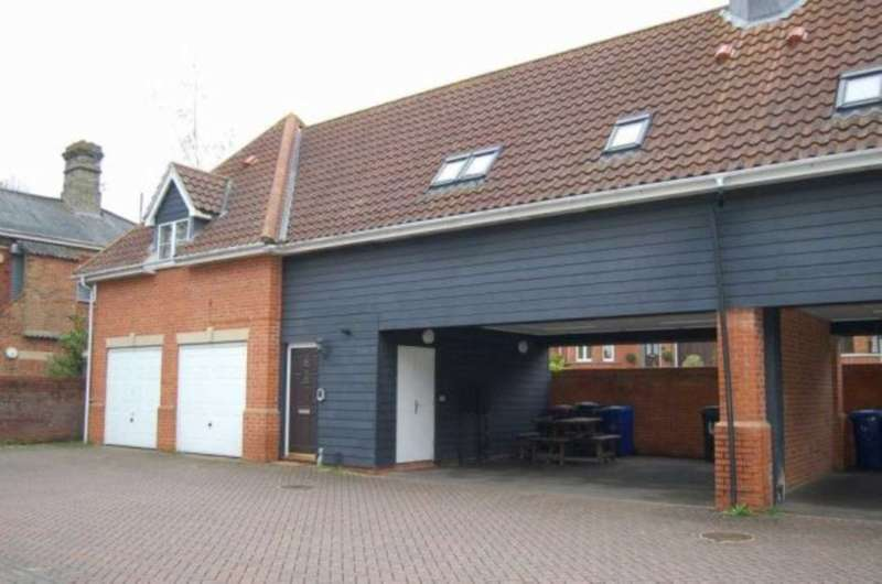 2 Bedrooms Link Detached House for sale in Haverhill