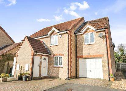 4 Bedrooms Semi Detached House for sale in Rush Close, Bradley Stoke, Bristol, Gloucestershire