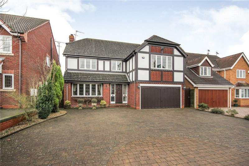 4 Bedrooms Detached House for sale in The Meadows, Pedmore, West Midlands, DY9