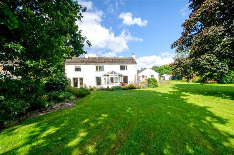 5 Bedrooms Detached House for sale in Dunley, Stourport-on-Severn, Worcestershire, DY13