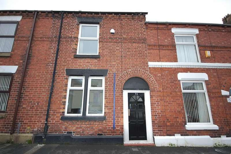 3 Bedrooms Terraced House for sale in Hardshaw Street, St Helens Central, St. Helens
