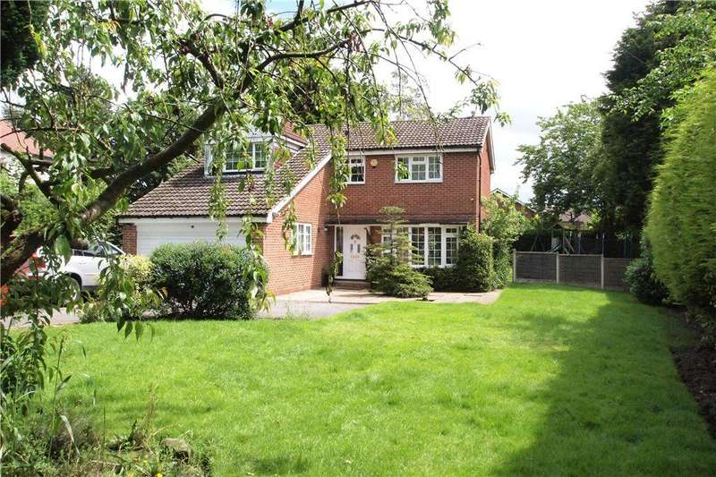 4 Bedrooms Detached House for rent in Wetherby Road, Moortown, Leeds