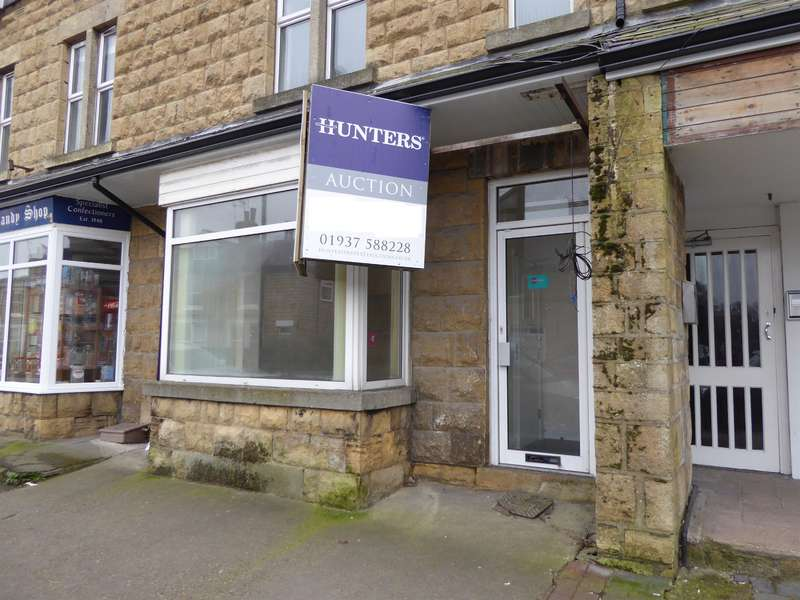 1 Bedroom Commercial Property for sale in 3 Crossley Street, Wetherby, LS22 6RT