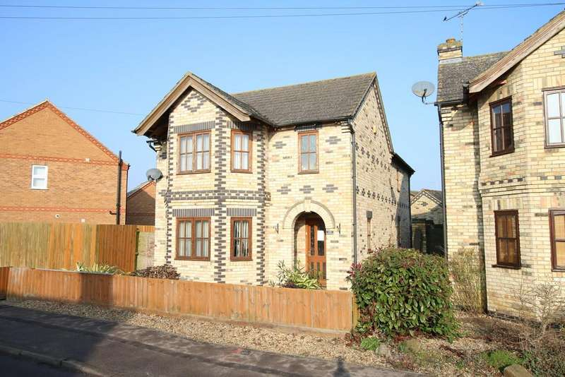 4 Bedrooms Detached House for sale in Burrowmoor Road, March