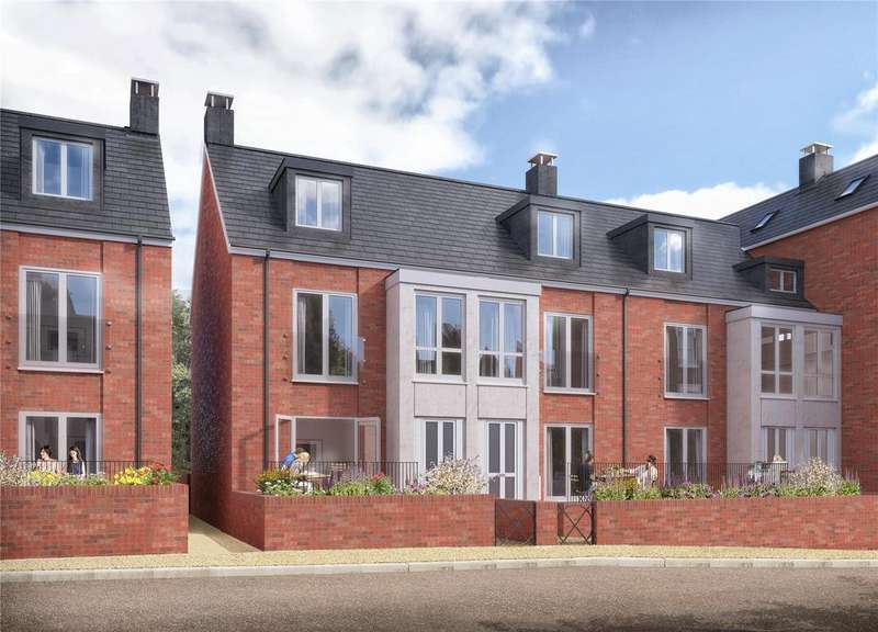 3 Bedrooms Terraced House for sale in Nunns Mill Terrace, Quayside, Woodbridge, Suffolk, IP12