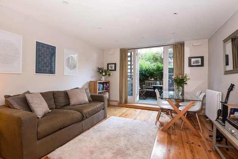 1 Bedroom Flat for sale in Tottenham Lane, Crouch End, N8