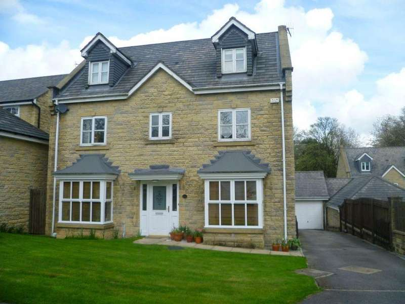 5 Bedrooms Detached House for sale in Oakleigh Road, Clayton